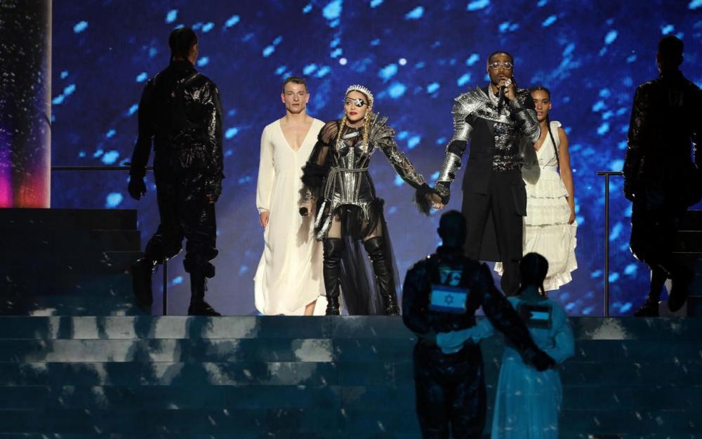 Eurovision à Tel-Aviv : quand le conflit israélo-palestinien fait irruption dans le show