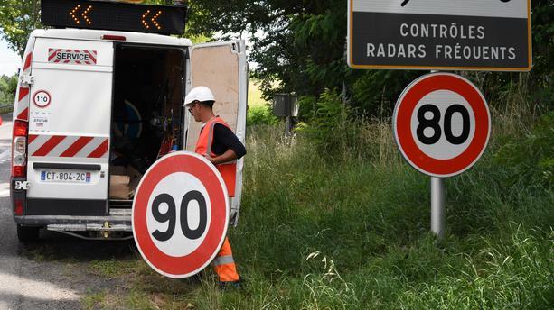 Un retour aux 90 km/h provoquerait l'annulation de «plusieurs centaines de milliers de procédures et de PV», selon un avocat spécialisé