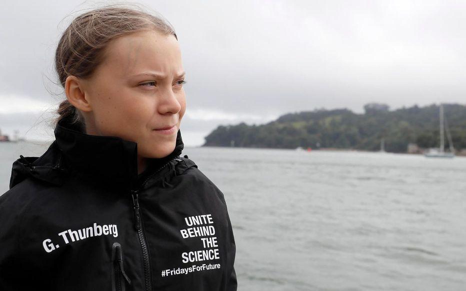 Greta Thunberg: Son voyage en bateau aux Etats-Unis pas si écolo que ça
