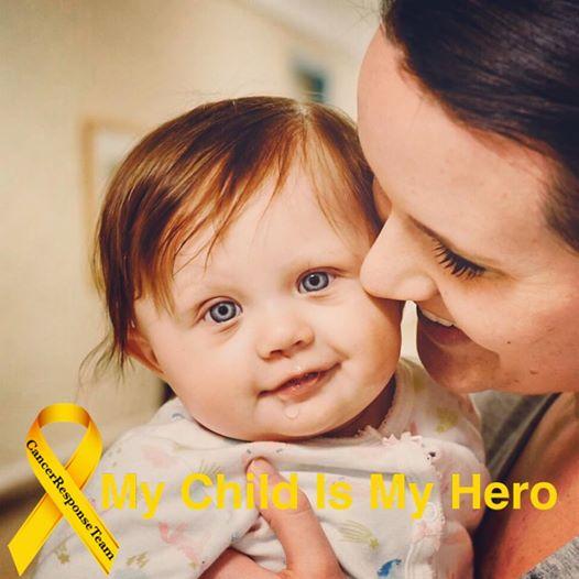 Une petite fille de 2 ans se sort du cancer après 15 mois de traitement