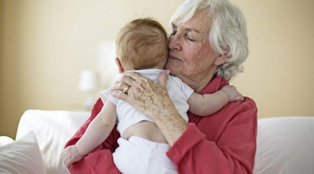 Les grands-parents qui gardent leurs petits-enfants vivent plus longtemps