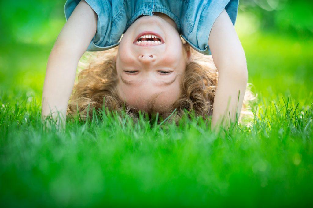 Vos enfants ne doivent pas être parfaits mais juste heureux