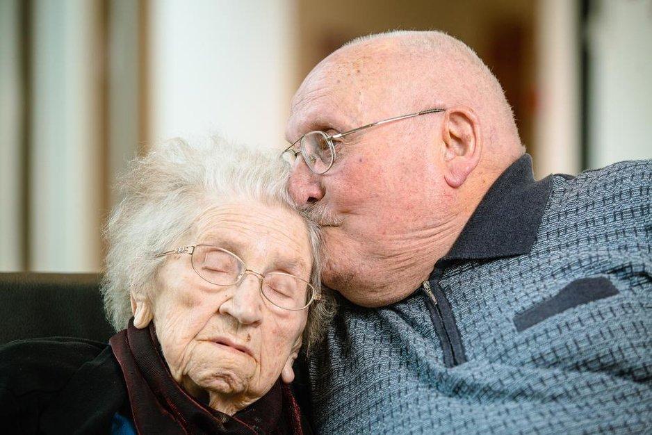 Âgés de 100 et 101 ans et nés le 1er janvier, ils s'aiment comme au premier jour et forment le plus vieux couple de Belgique