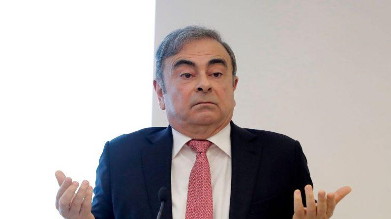 Renault: Carlos Ghosn saisit les prud'hommes pour toucher son indemnité retraite