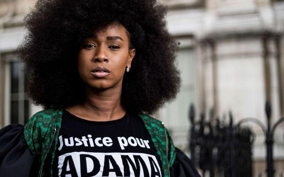 Assa Traoré reçoit un prix aux Etats-Unis, «une reconnaissance pour toutes les victimes»