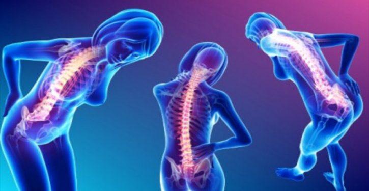 Voici comment éliminer les douleurs de dos et du cou