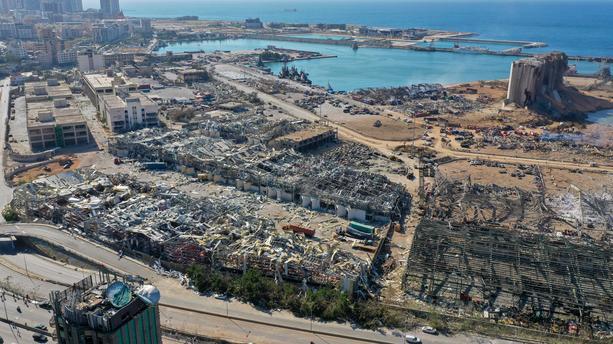 Explosions à Beyrouth EN DIRECT : Seize fonctionnaires du port en détention, annonce le procureur militaire…
