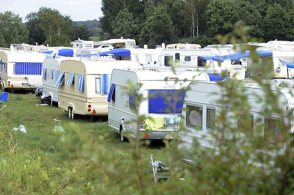 Seine-et-Marne: 25 caravanes des gens du voyage s'installent sur la pelouse d'une école privée