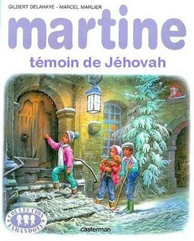 Quelques détournements de la BD «Martine»