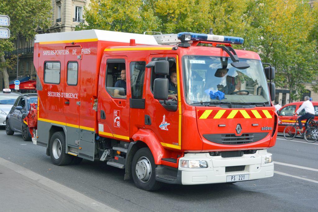 Dunkerque : il arrache les masques de deux pompiers et leur crache dessus, une plainte déposée