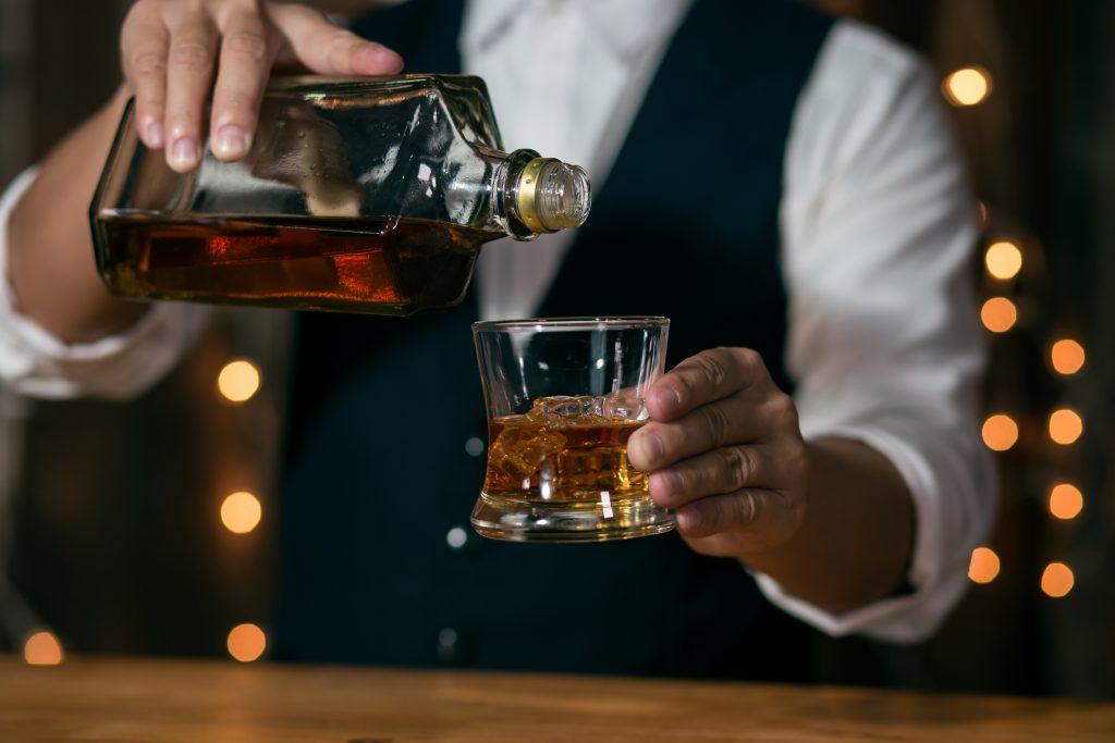 Un whisky !