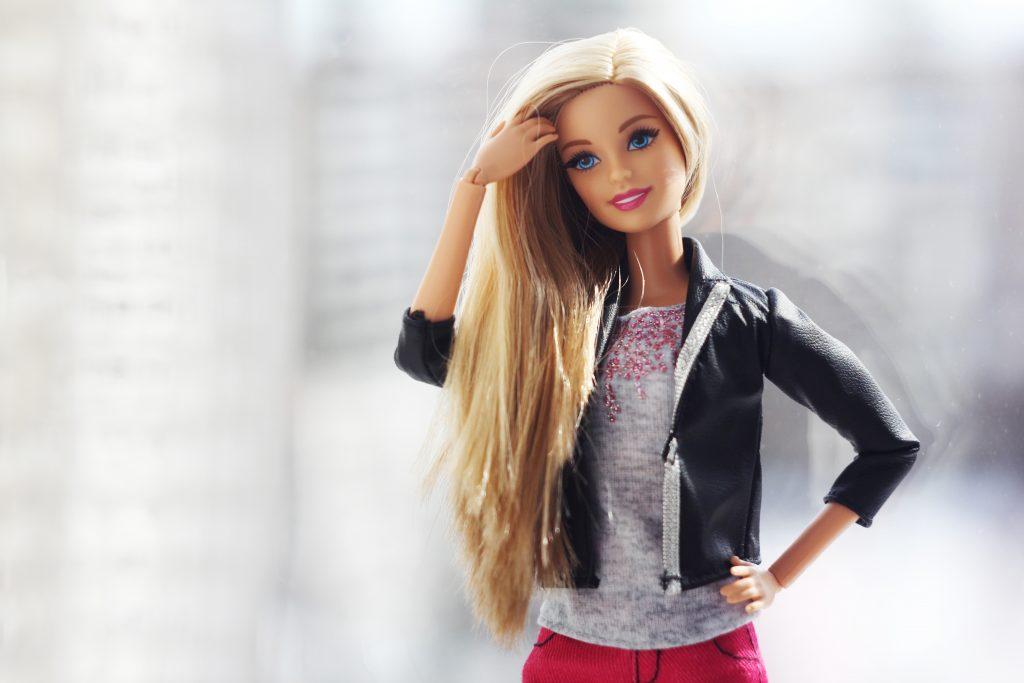 Une Barbie un peu particulière